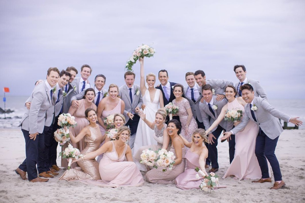 Best Wedding Photographer in Philadelphia Sarah DiCicco | www.thestyledbride.com