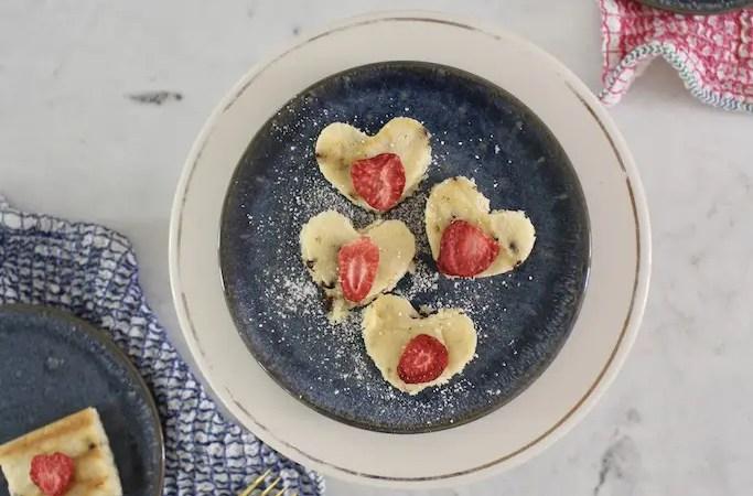 Always Fluffy Sheet Pan Pancakes