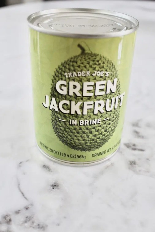 jackfruit in brine from Trader Joes