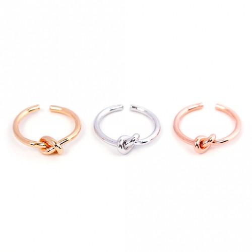 Lily - Friendship Knot ring - Available in all 3 colours €20 Shop here