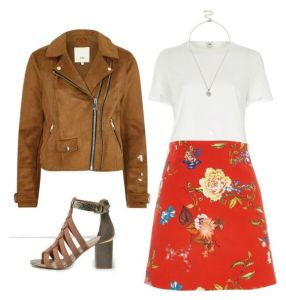 Outfit Inspiration: 1 Jacket x 3 Outfits