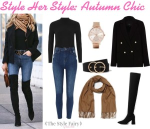 Style Her Style: Autumn Chic