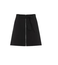 Oasis Zip Front Skirt