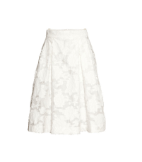Embroidered Skirt, £29.99