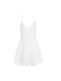 Miss Selfridge White Sundress