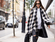 oversized-check-scarf