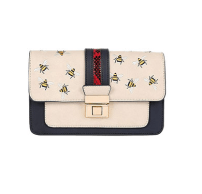 Accessorize Rose Bee Large Across Body Bag