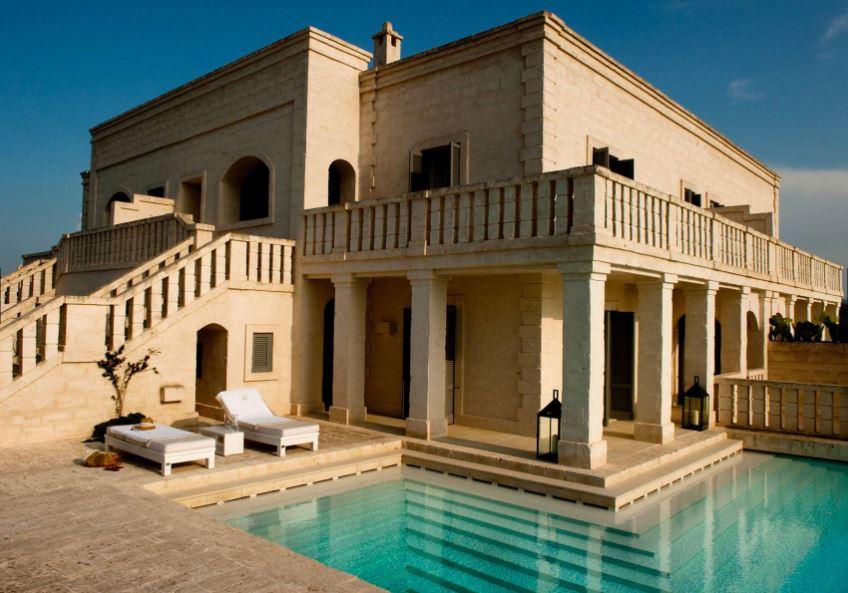 Borgo Egnazia villa magnifica esterno - thestylelovers.com