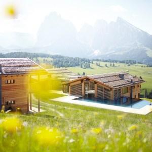 Dolomiti Val Gardena - Adler Mountain Lodge panorama estate - TheStyleLovers