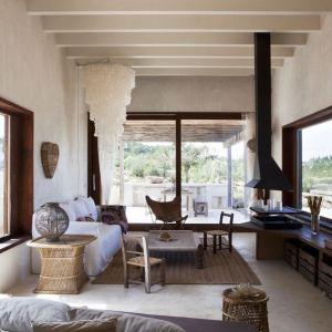 Formentera Casa Daniela soggiorno - The Style Lovers