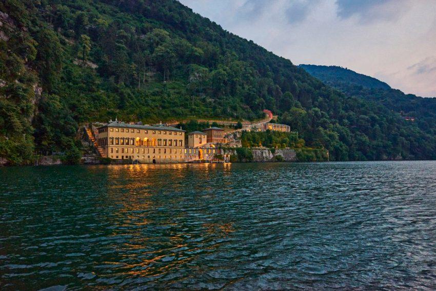 Il Sereno design hotel di lusso sul Lago di Como Villa Pliniana - thestylelovers.com