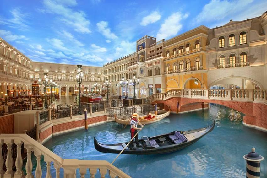 Las Vegas hotel Venetian - thestylelovers.com