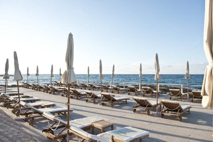 Polignano a Mare chic - Coco Village beach club spiaggia - thestylelovers.com