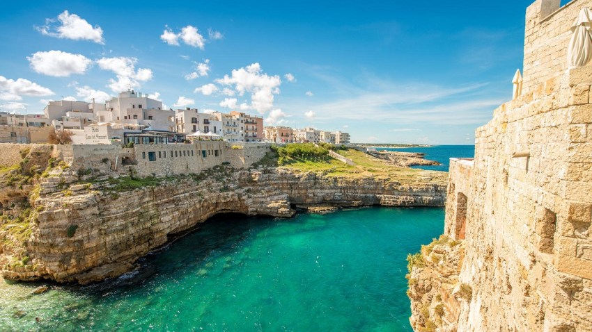 Polignano a Mare chic - thestylelovers.com