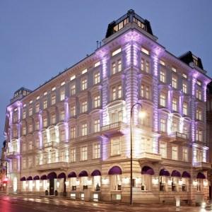 Vienna dove dormire. Hotel Sans Souci esterno - thestylelovers.com