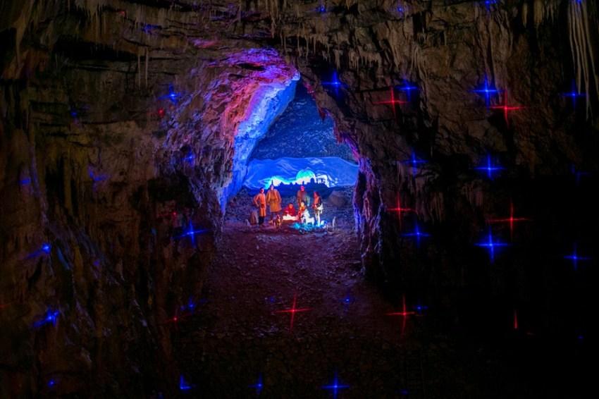Visita alle Grotte di Postumia presepe vivente - thestylelovers.com