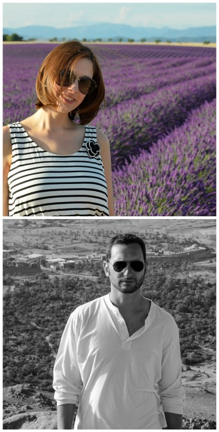 About us Paola&Fede ph - The Style Lovers