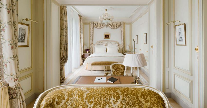 Ritz Paris - grand deluxe room - The Style Lovers
