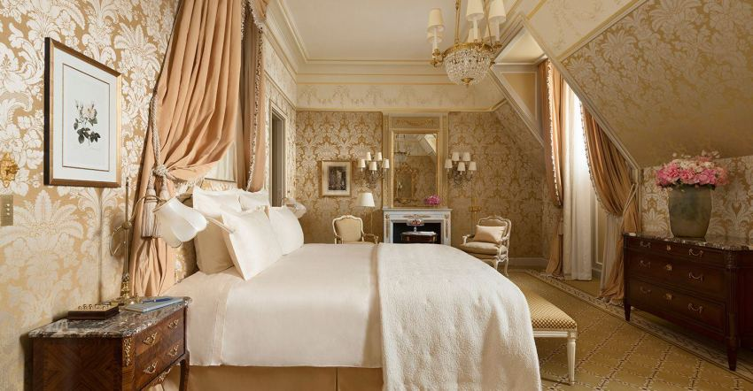 Ritz Paris - Scott Fitzgerald room - The Style Lovers