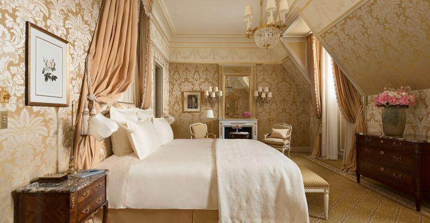 Ritz Paris - Scott Fitzgerald room - The Style Lovers