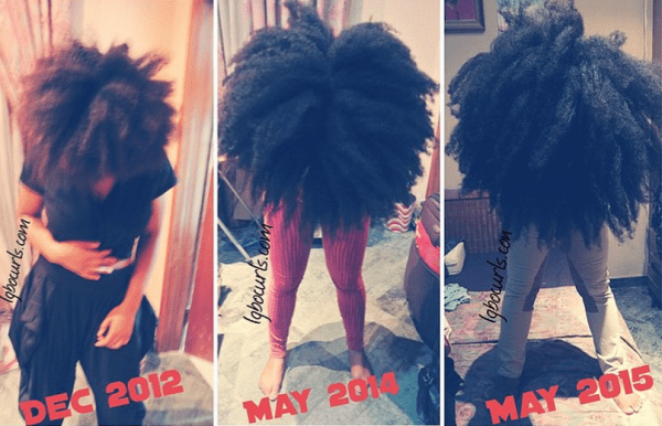 27 Natural Hair Progression Photos To Inspire Your Hair