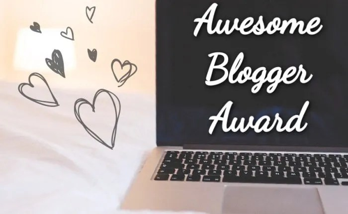 The Awesome Blogger Award