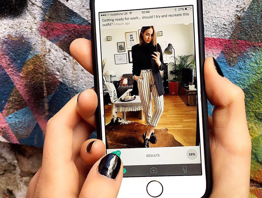 How to get your own personal stylist for free