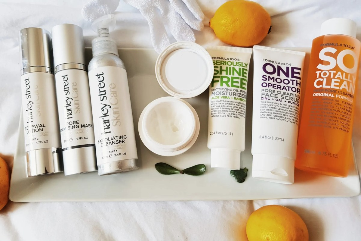 Skin routine and lifestyle tips: Remove acne
