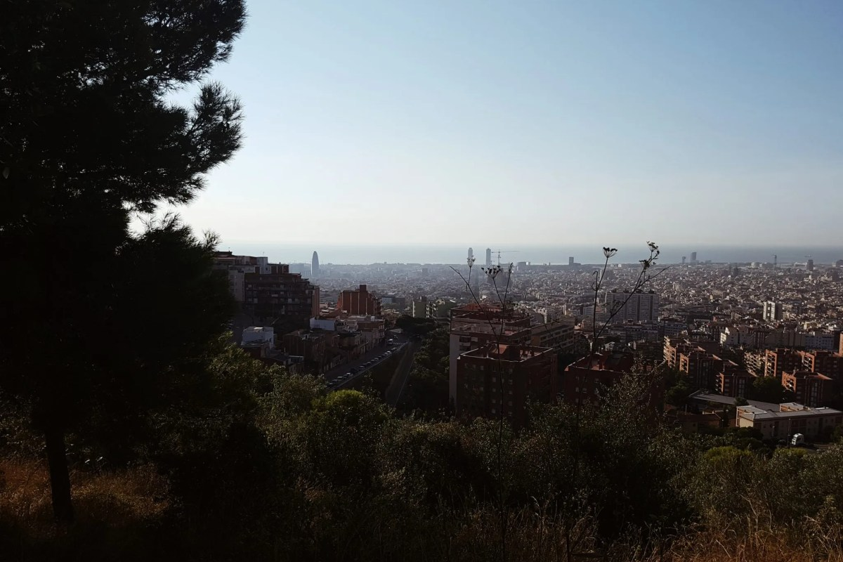 travelling abroad safety tips barcelona view