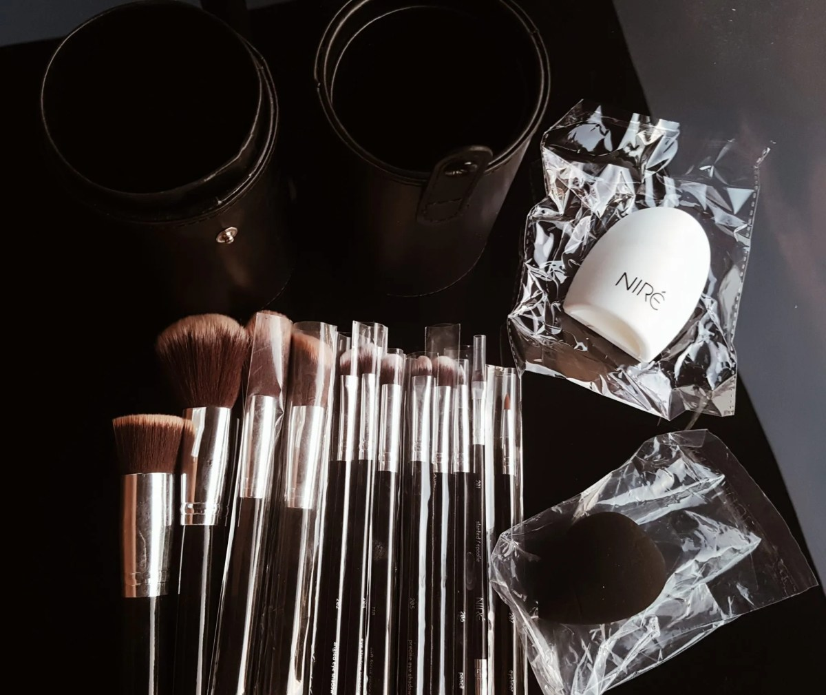 Niré Beauty Aristry Set: Vegan Makeup Brushes