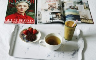 Digital publications and news be free - coffee and magazine - The Style of Laura Jane
