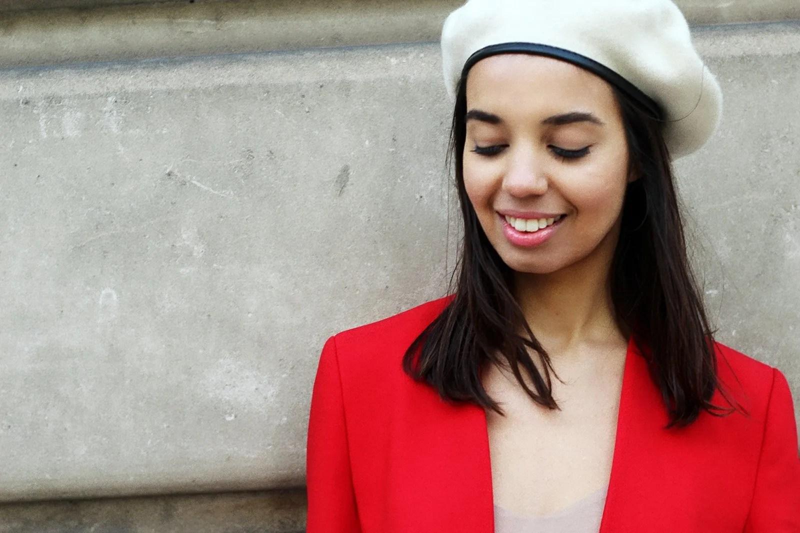 Beret Minimalist Wardrobe - The Style of Laura Jane