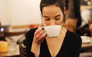 Toxic masculinity - female with coffee - The Style of Laura Jane