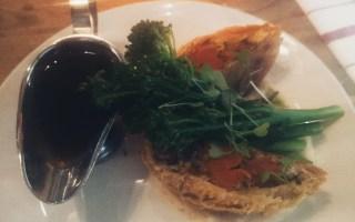 Vegan Dinner Bill's Restaurant Dress Code - The Style of Laura Jane