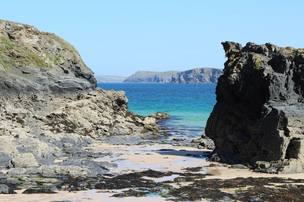 Cornwall Beaches Harlyn Bay Beach - The Style of Laura Jane