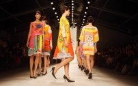 Antoni and Alison catwalk - London Fashion Week