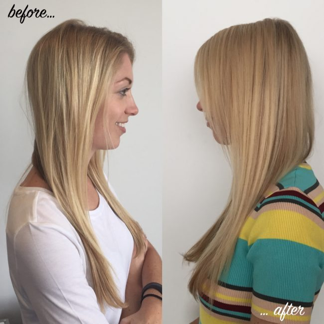 How to maintain blonde hair // thestylesafari.com