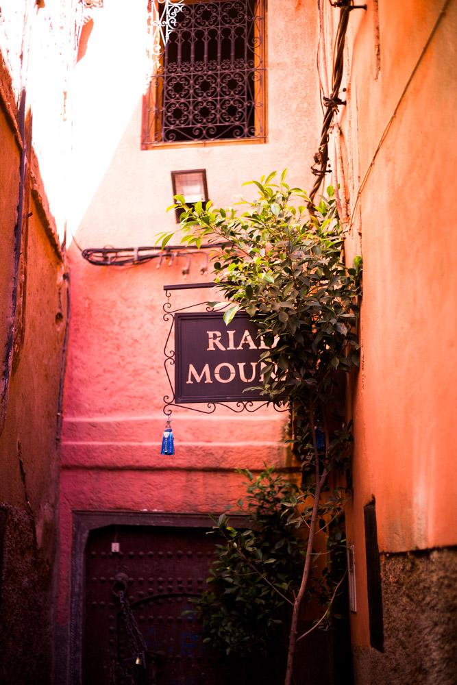 Riad Mouna