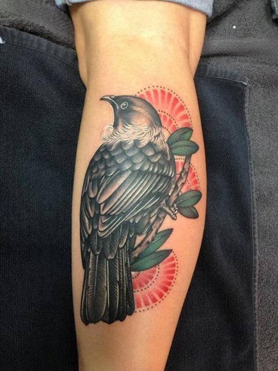 51-Bird-Forearm-Tattoo