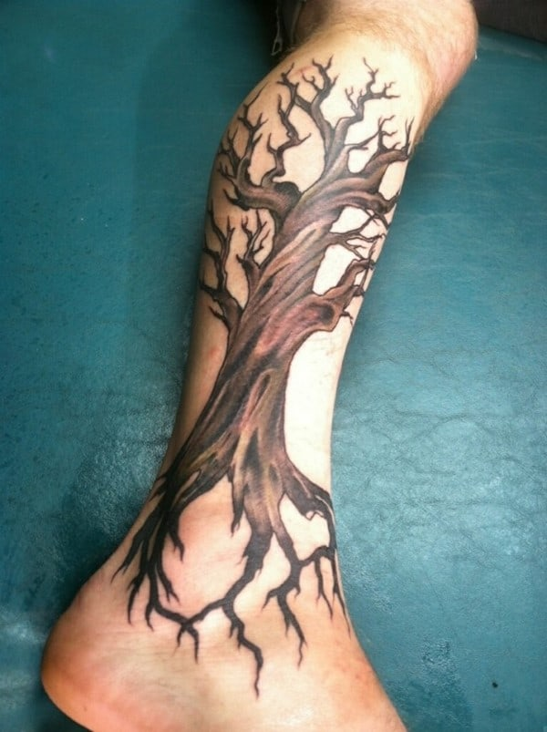 Oak-Tree-done-by-Murf-at-Up-In-Arms-Pittsburgh-PA-650x870
