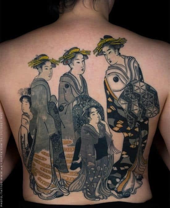 geisha-tattoos-group
