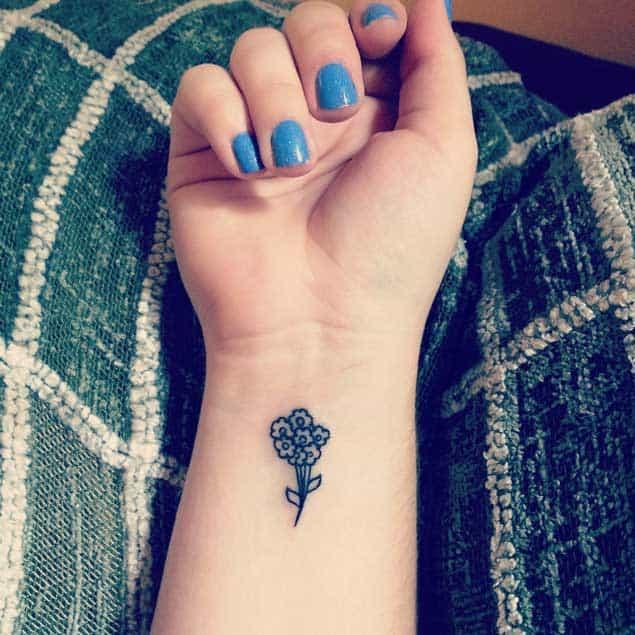 tiny-flower-tattoo