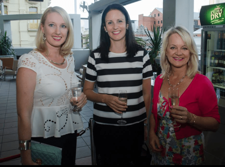 Myself with new IG friend Pip and Jo from Lifestyle Fifty