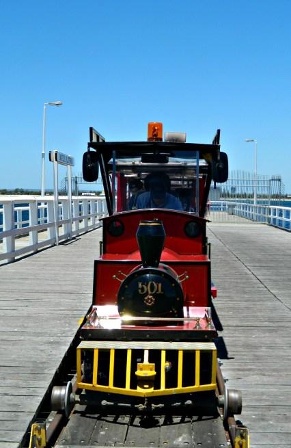Choo choo! All aboard!