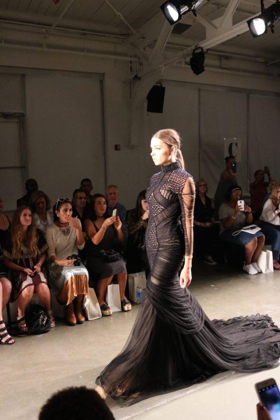 NYFW Australian Fashion Palette RTW SS'16