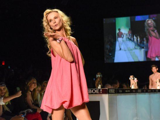 KYBOE!: New York Fashion Week Runway Show