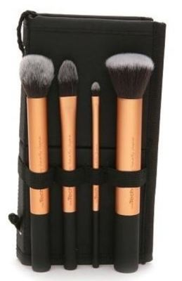 Real Techniques Core travel makeup brushes