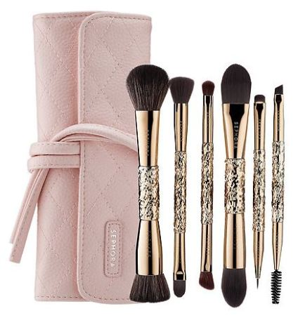 Sephora Collection travel makeup brushes