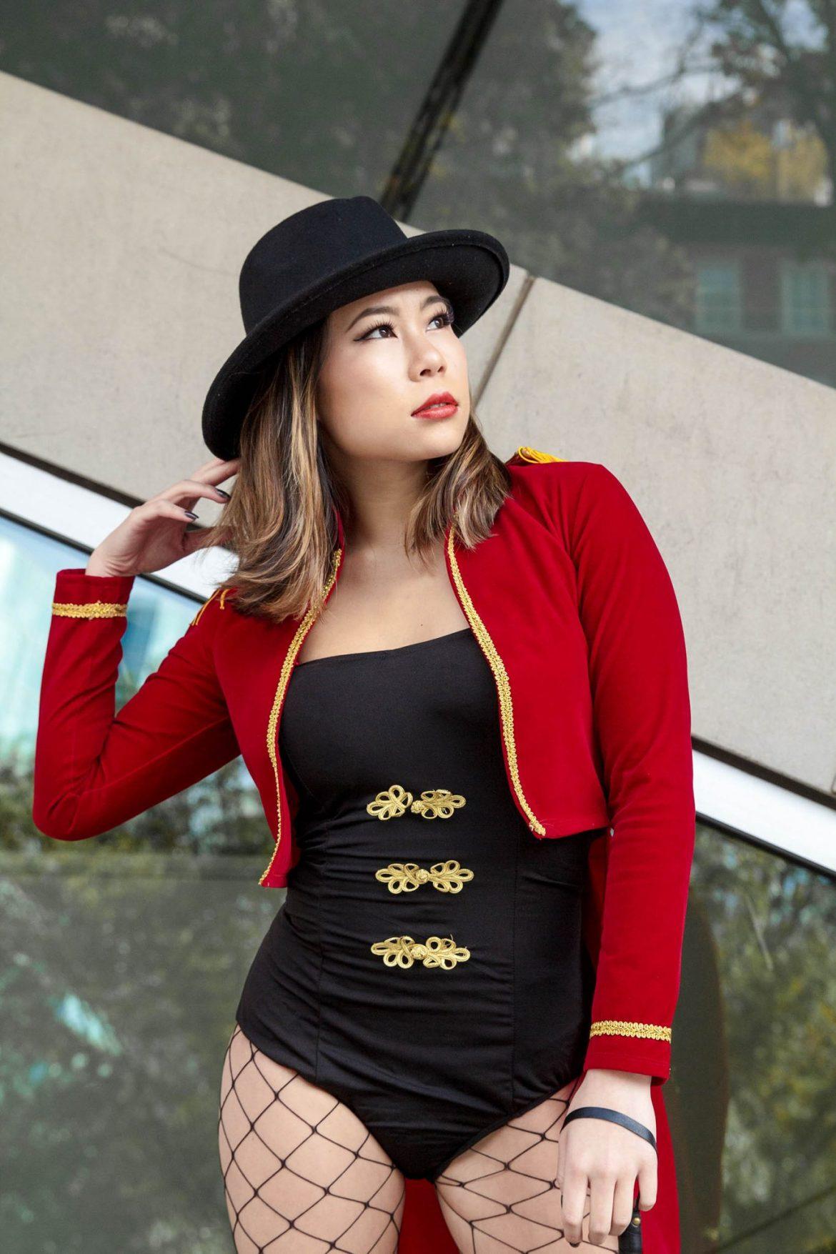 Halloween Ringmaster Costume
