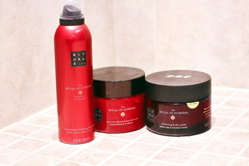 Product Review: The Ayurveda Collection by Rituals - The StyleWright
